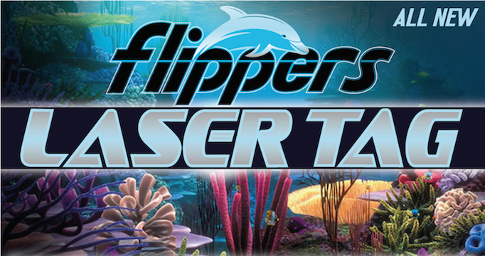 Flippers Arcade Laser Tag