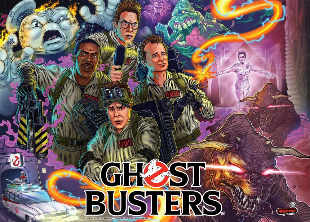 NEW GHOST BUSTERS!
