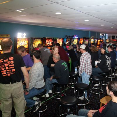 Flippers Pinball Arcade Pinball Tournament Nov 2016