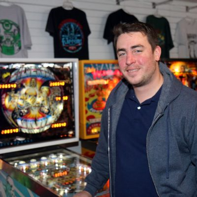 Flippers Arcade November 2016 Pinball Tournament