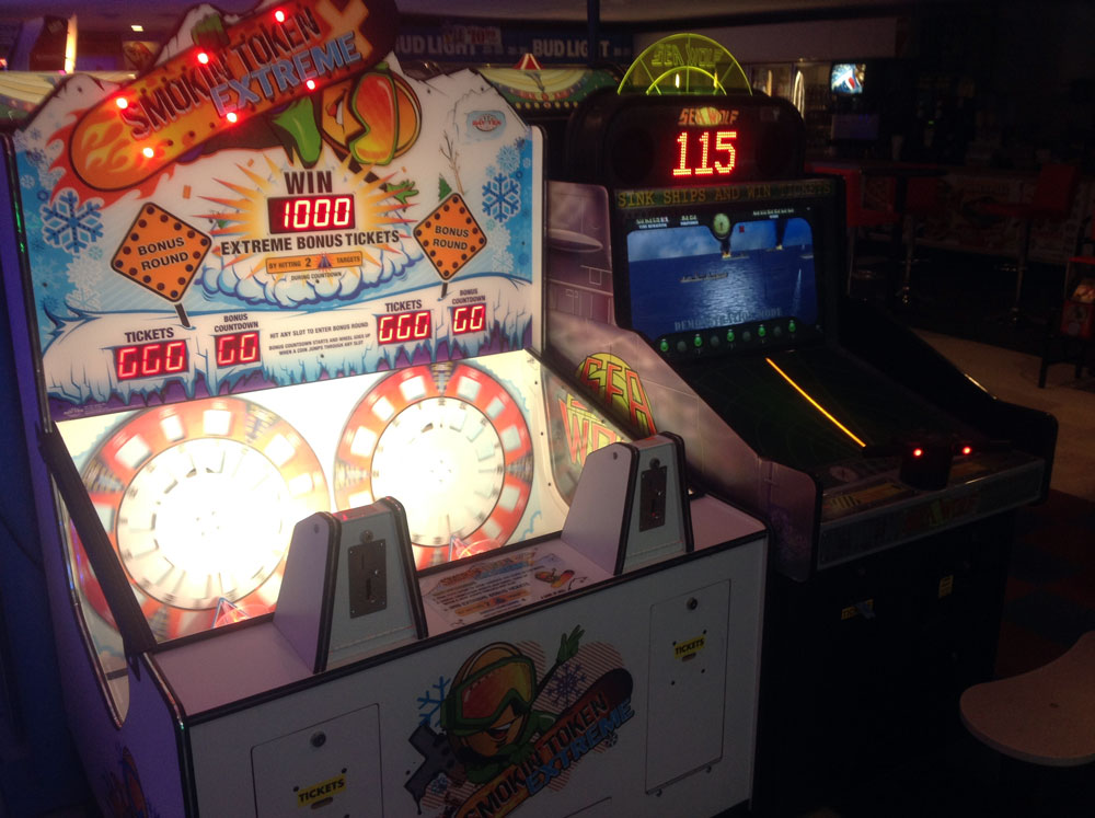 Flippers Pinball Games and Arcade OBX
