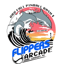 Flippers Arcade pinball tournament 2017