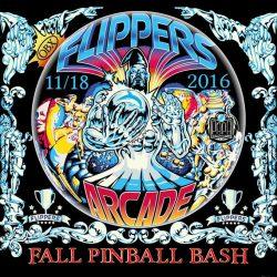 Flippers Fall Pinball Bash 2016