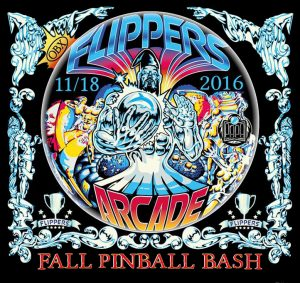 Flippers Fall Pinball Bash 2016
