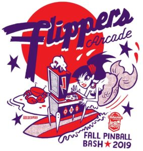 Flippers Mermaid Fall Pinball Bash